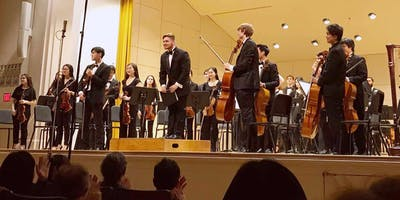 "Bach Society Orchestra Presents ""A Night at the Opera"""