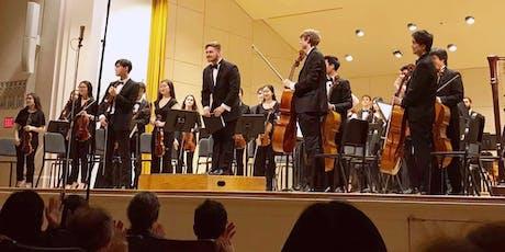 Bach Society Orchestra 2019-20 Season Premiere tickets