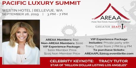 AREAA Pacific Luxury Summit tickets