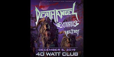 Death Angel tickets