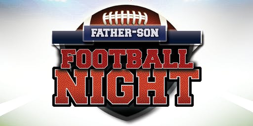 Father-Son Football Night