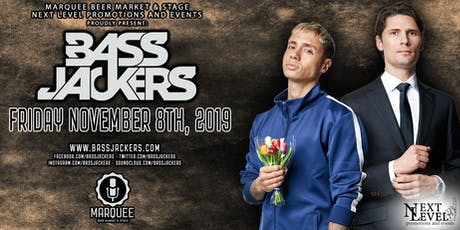Bassjackers - Marquee tickets