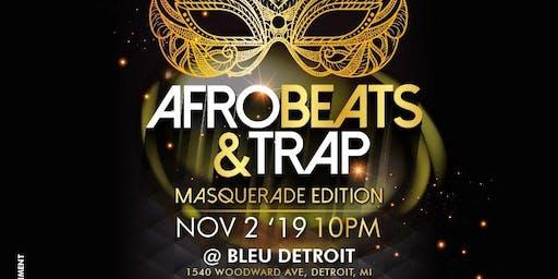 Afrobeats & Trap : Masquerade Edition