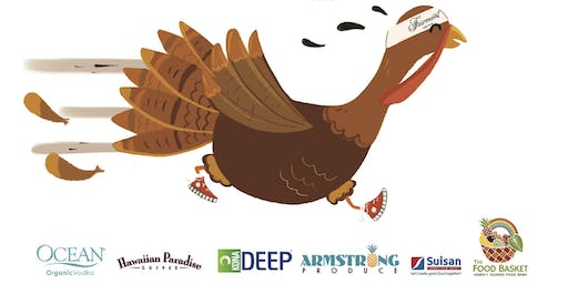 4th Annual Turkey Trot at The Fairmont Orchid