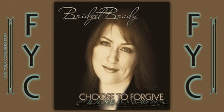 """""""For Your Consideration"""" Concert with Bridget Brady tickets"""