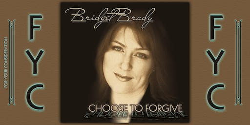 """Exclusive """"For Your Consideration"""" Concert with Bridget Brady"""