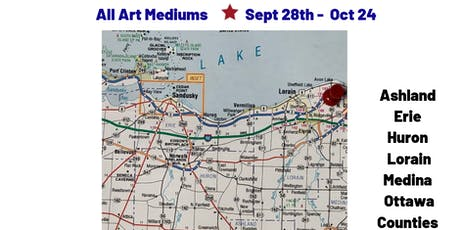 """Artisans of Northern Ohio"" Art Gallery Opening tickets"