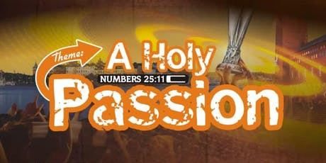 The Holy Passion tickets