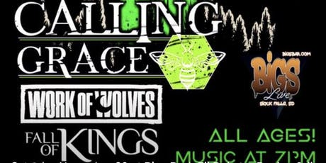Calling Grace at Bigs Bar Sioux Falls tickets