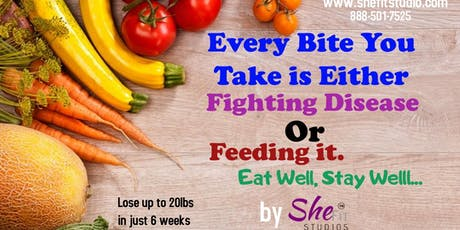 Eat Well - Stay Well tickets