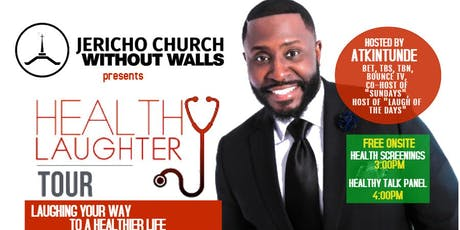 Healthy Laughter Comedy Tour tickets