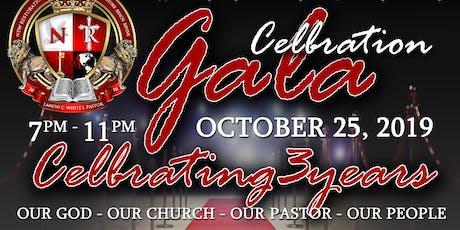 New Restoration Celebration Gala tickets