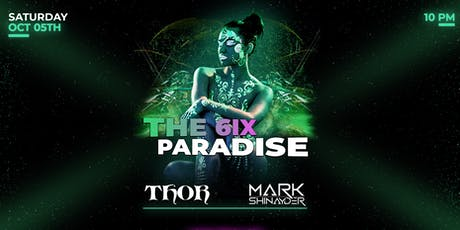 The 6ix Paradise  tickets