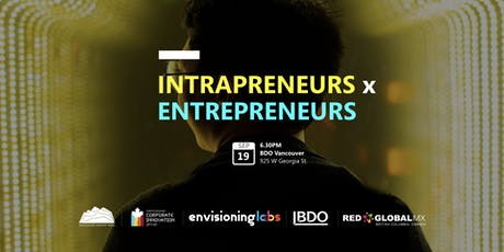 Intrapreneurs X Entrepreneurs tickets