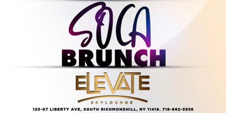 Elevate Soca Brunch 2019 tickets