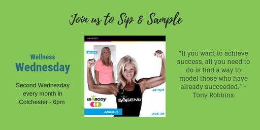 Your Ideal Life Social - Oct Sip & Sample