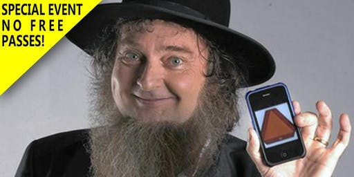 SPECIAL EVENT: Raymond the Amish Comic