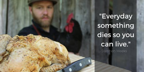 Barter Based: Homesteading 101 Chicken Butchering tickets