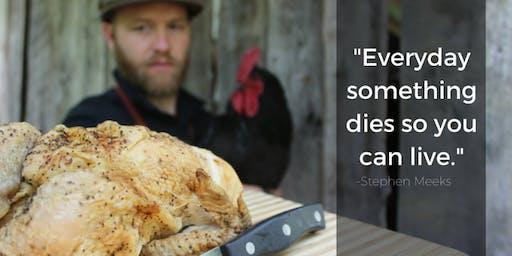 Barter Based: Homesteading 101 Chicken Butchering