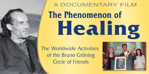 "Free Documentary Film ""The Phenomenon of Healing"