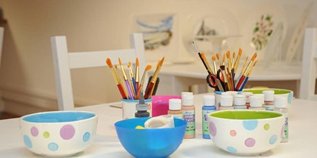 Ceramic painting in Oakville tickets