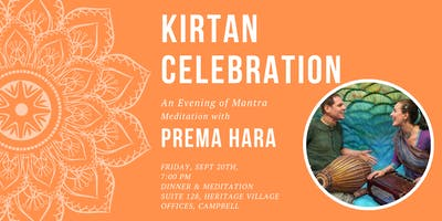 Kirtan Celebration with Prema Hara