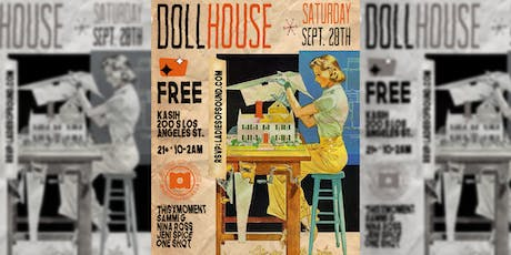 Ladies of Sound Presents DOLLHOUSE tickets