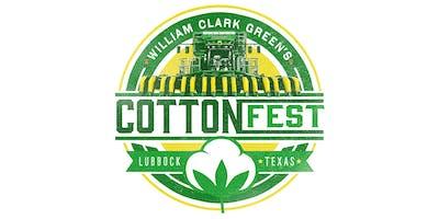 William Clark Green's Cotton Fest 2020