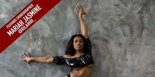 "ATLA TakeOva Dance Conference ""The Push 2019"" featuring Mariah Jasmine"