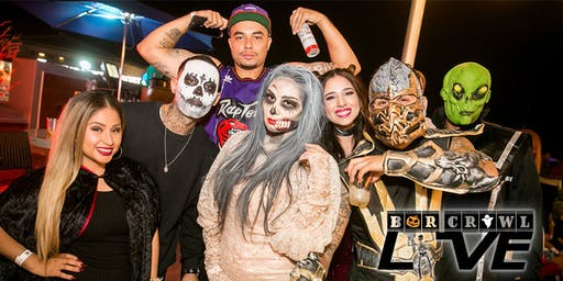 Official Halloween Bar Crawl | Hartford, CT