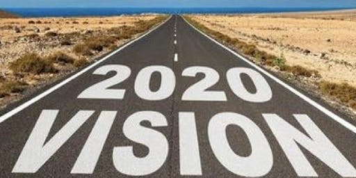 2020 Vision Board Creation