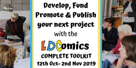 LDC Professional Development Workshops , Oct12,19, 26 &  Nov 2, 2019 tickets