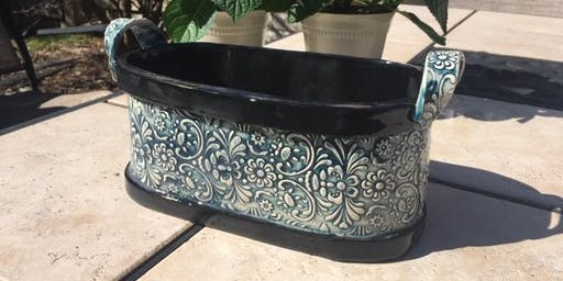 Create a Country Planter - Storage Vessel