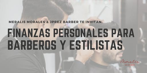 Finanzas Personales para Barberos y Estilistas