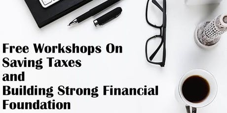 Free Financial Foundation Workshop tickets