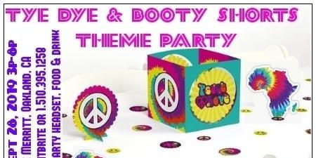 Tye-Dye Silent Party
