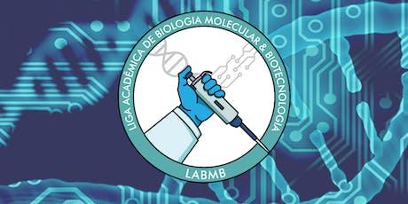 I Curso Introdutório Liga Acadêmica de Biologia Molecular e Biotecnologia ingressos