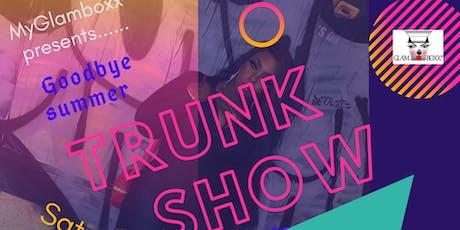 Goodbye Summer Trunk Show tickets