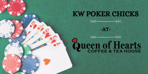 October Poker at Queen of Hearts Coffee & Tea House