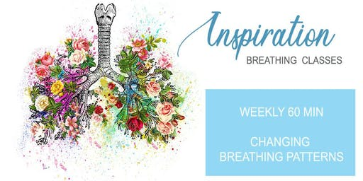 INSPIRATION - Weekly Classes for respiratory recovery
