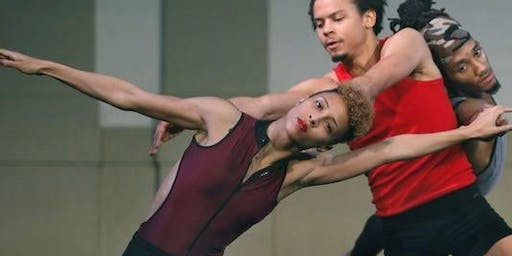 Introduction to Modern Dance w/ Andrew David