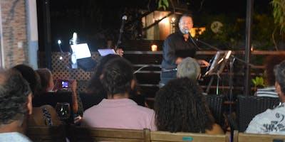 Concert privé de chansons françaises par Patrick Borga