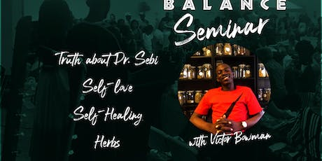 Bolingo Seminar with Victor Bowman tickets