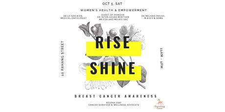 Rise & Shine: Women's Health & Empowerment Brunch 2019 tickets