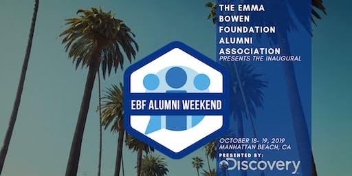 EBF Alumni Weekend 2019