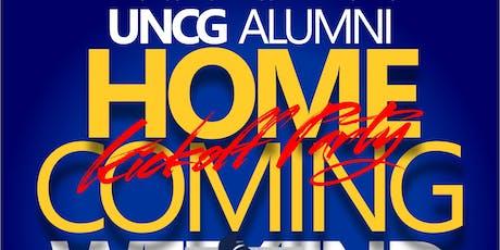 UNCG ALUMNI HOMECOMING WEEKEND KICKOFF PARTY tickets