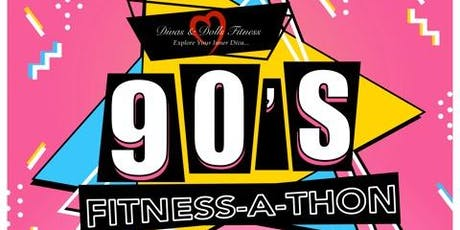 DDF 90's Breast Cancer Fitness-a-Thon tickets