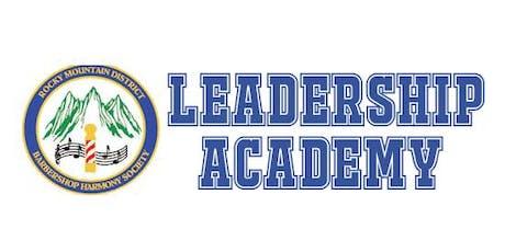 RMD Leadership Academy West - Fall 2019 tickets