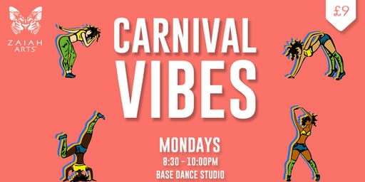 CARNIVAL VIBES! FUN and FRIENDLY Dance Class!!