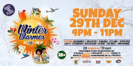 Winter Warmer All Dayer tickets